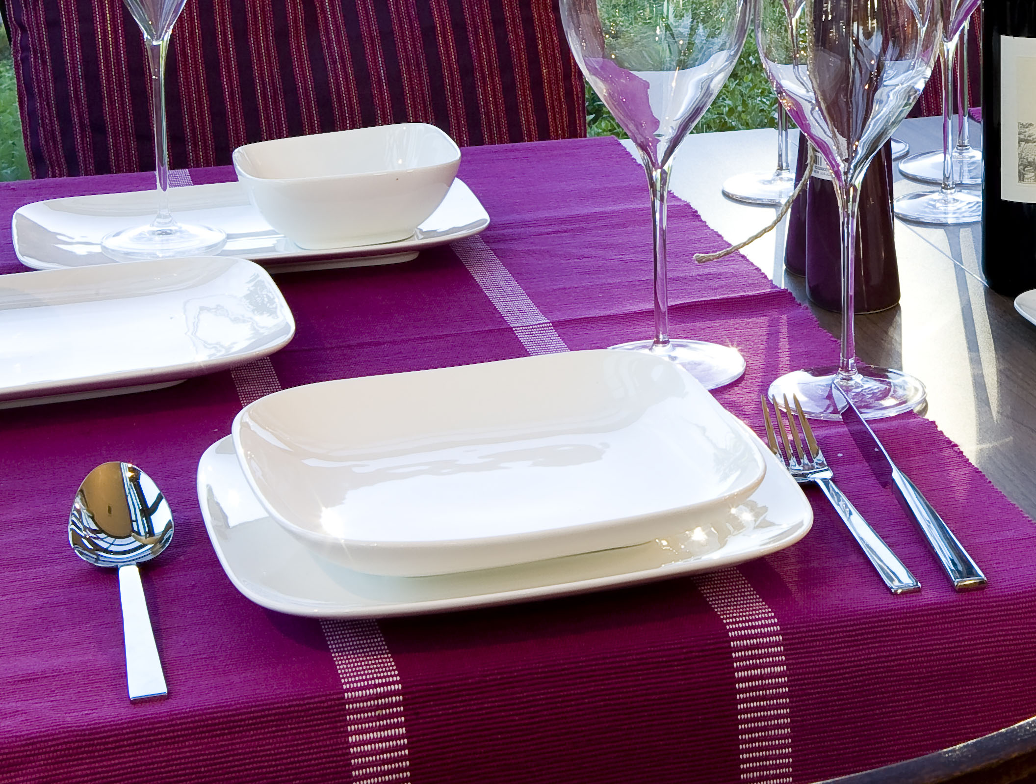ritzenhoff und breker via porzellan tafelservice serie arena 12 tlg neu gastro. Black Bedroom Furniture Sets. Home Design Ideas