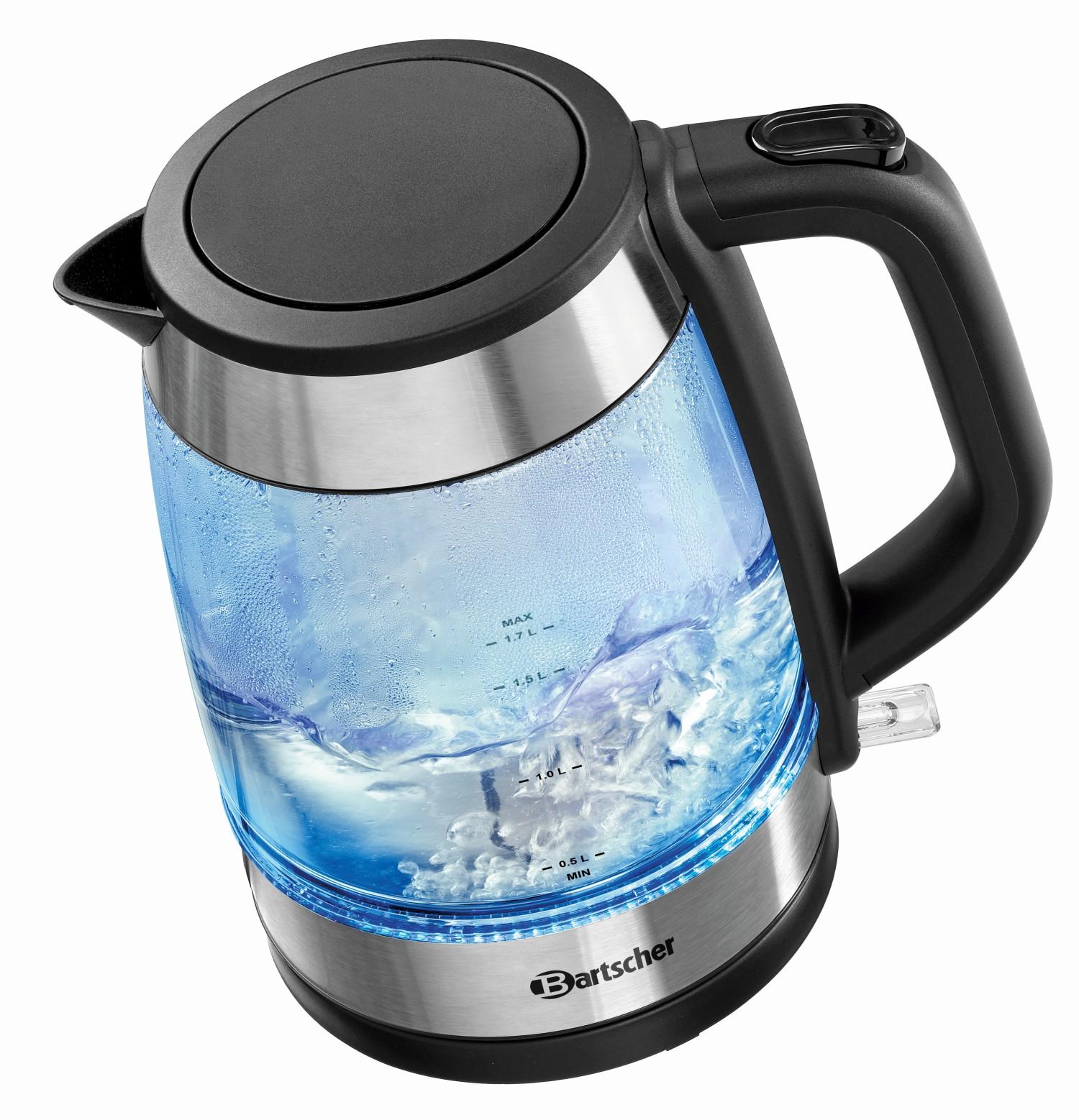 Hendi Gastro Retro Design Wasserkocher 4,2 Liter 2000W aus Edelstahl NEU