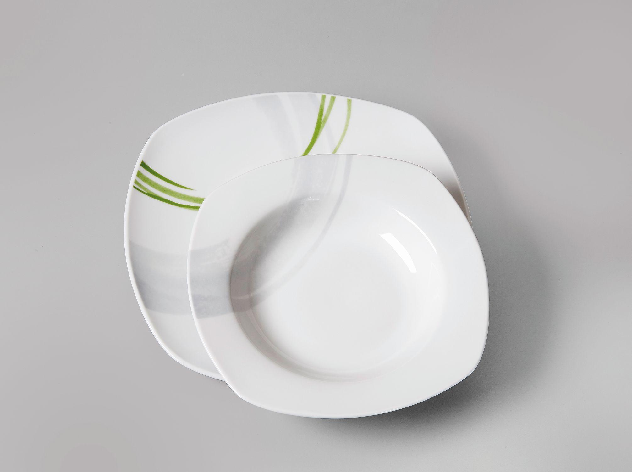 ritzenhoff und breker tafelservice flirt porzellan serie palma 12 tlg neu gastro. Black Bedroom Furniture Sets. Home Design Ideas