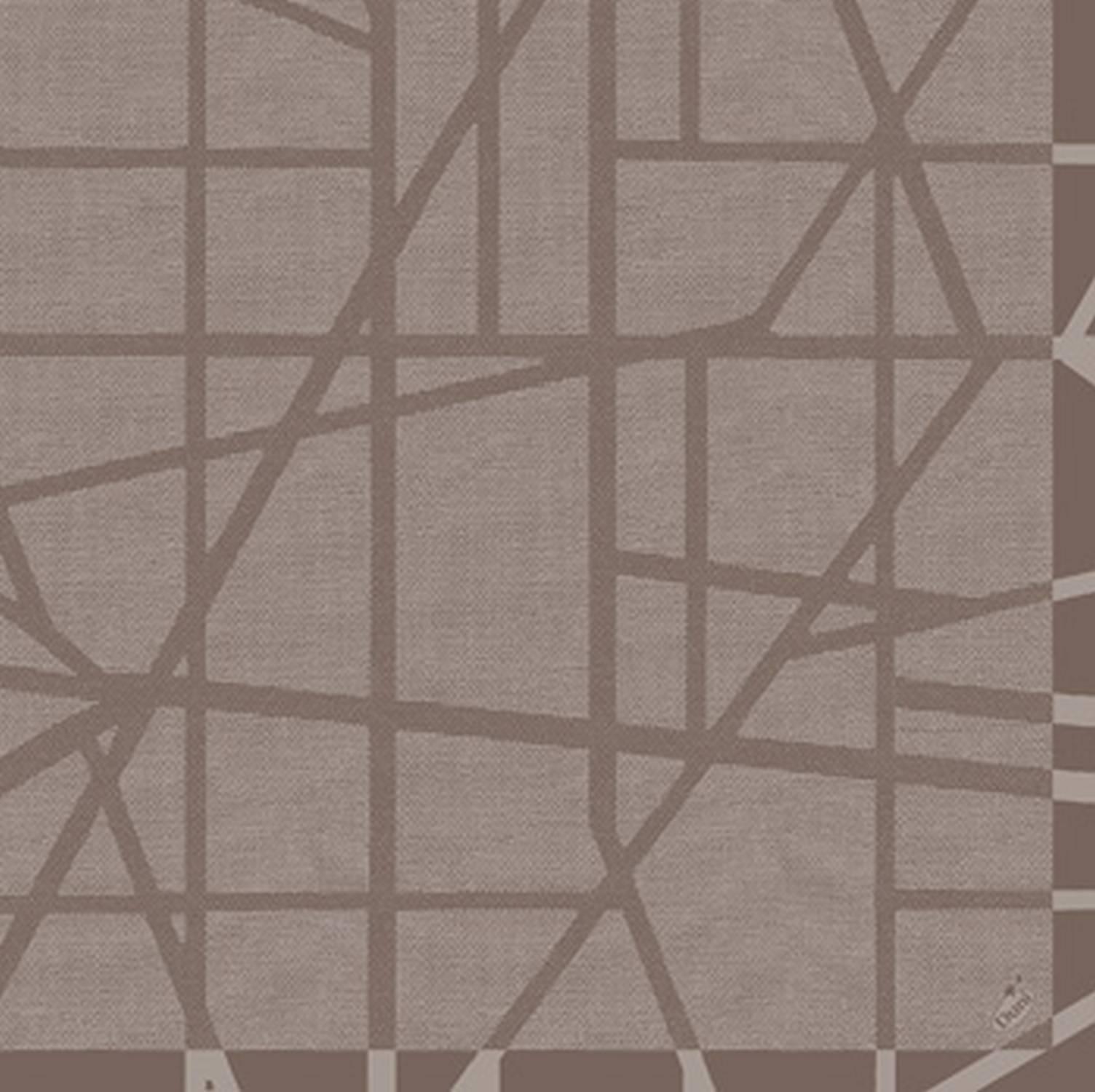 50x duni 168132 gastro servietten falt tuch 40 x 40 cm maze greige grau neu gastro. Black Bedroom Furniture Sets. Home Design Ideas