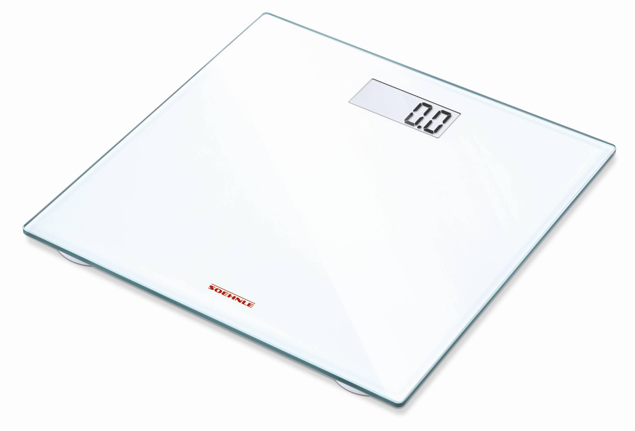 soehnle pino white digital personen waage bis 180 kg wei neu ebay. Black Bedroom Furniture Sets. Home Design Ideas
