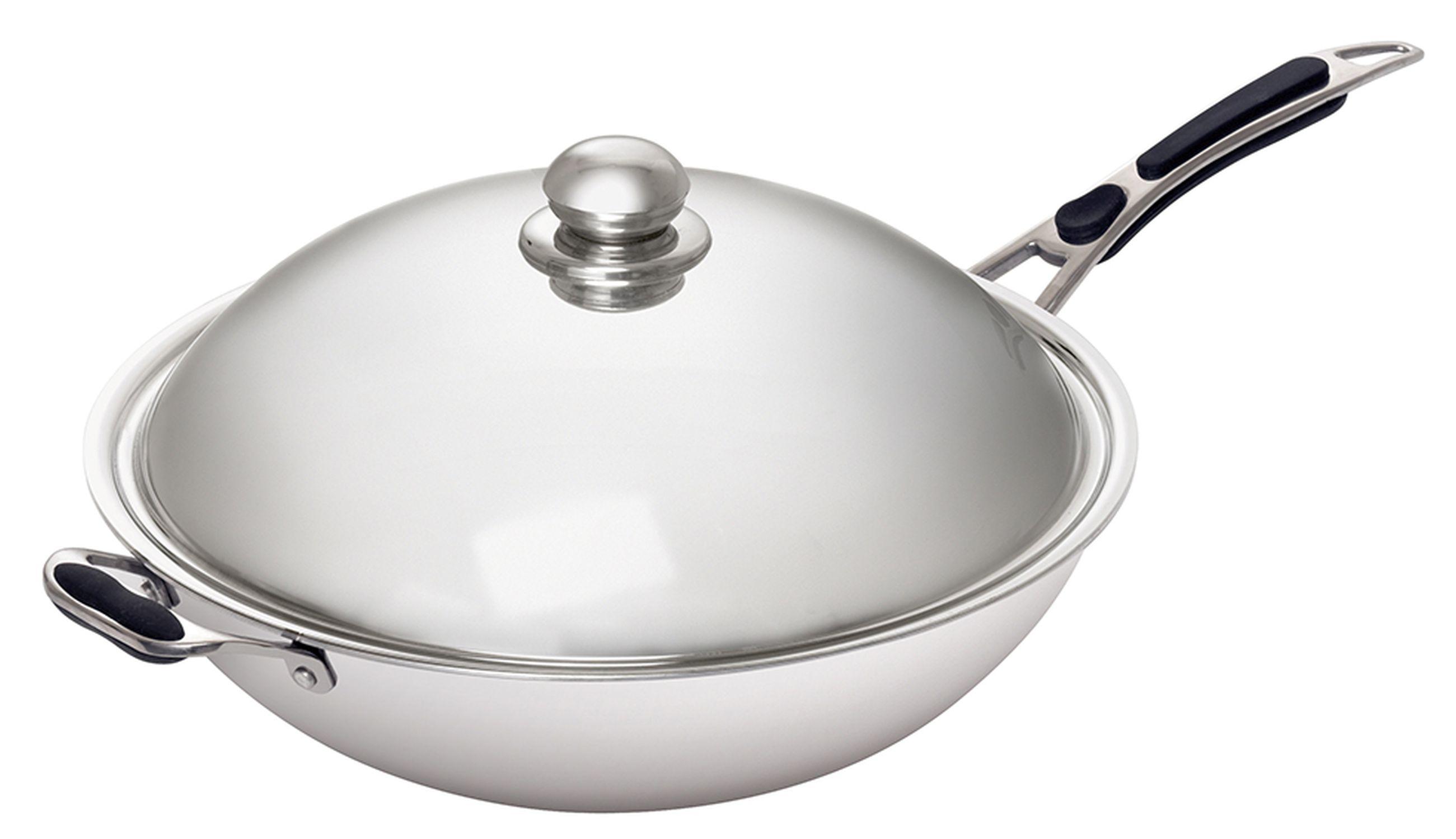 bartscher gastro digital wok set induktion wok pfanne induktionskocher neu gastro. Black Bedroom Furniture Sets. Home Design Ideas