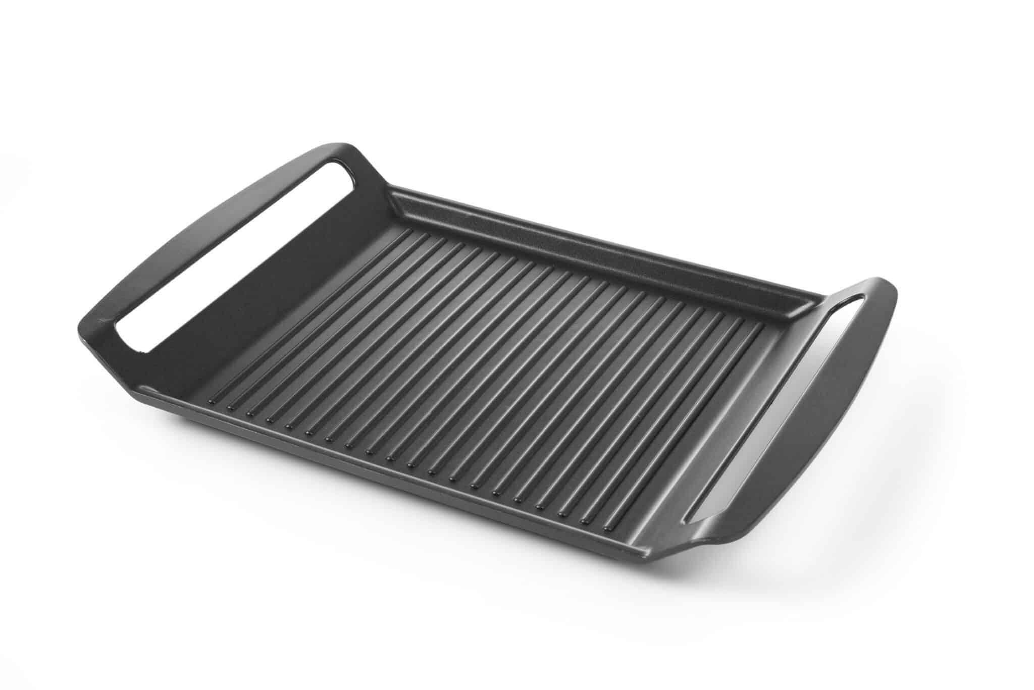 hendi gastro induktion grill pfanne grill platte f r. Black Bedroom Furniture Sets. Home Design Ideas
