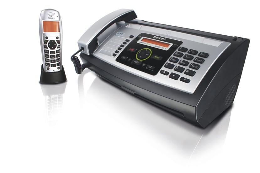 philips magic 5 eco voice dect fax geraet mit telefon kopierer all in one a4 neu ebay. Black Bedroom Furniture Sets. Home Design Ideas