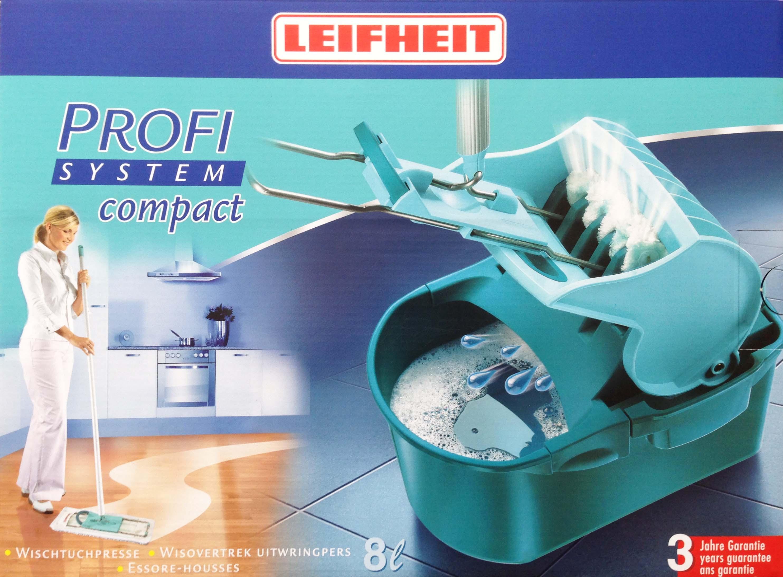 Leifheit Profi Compact Wischtuchpresse Inkl 8 Liter Universal Putz
