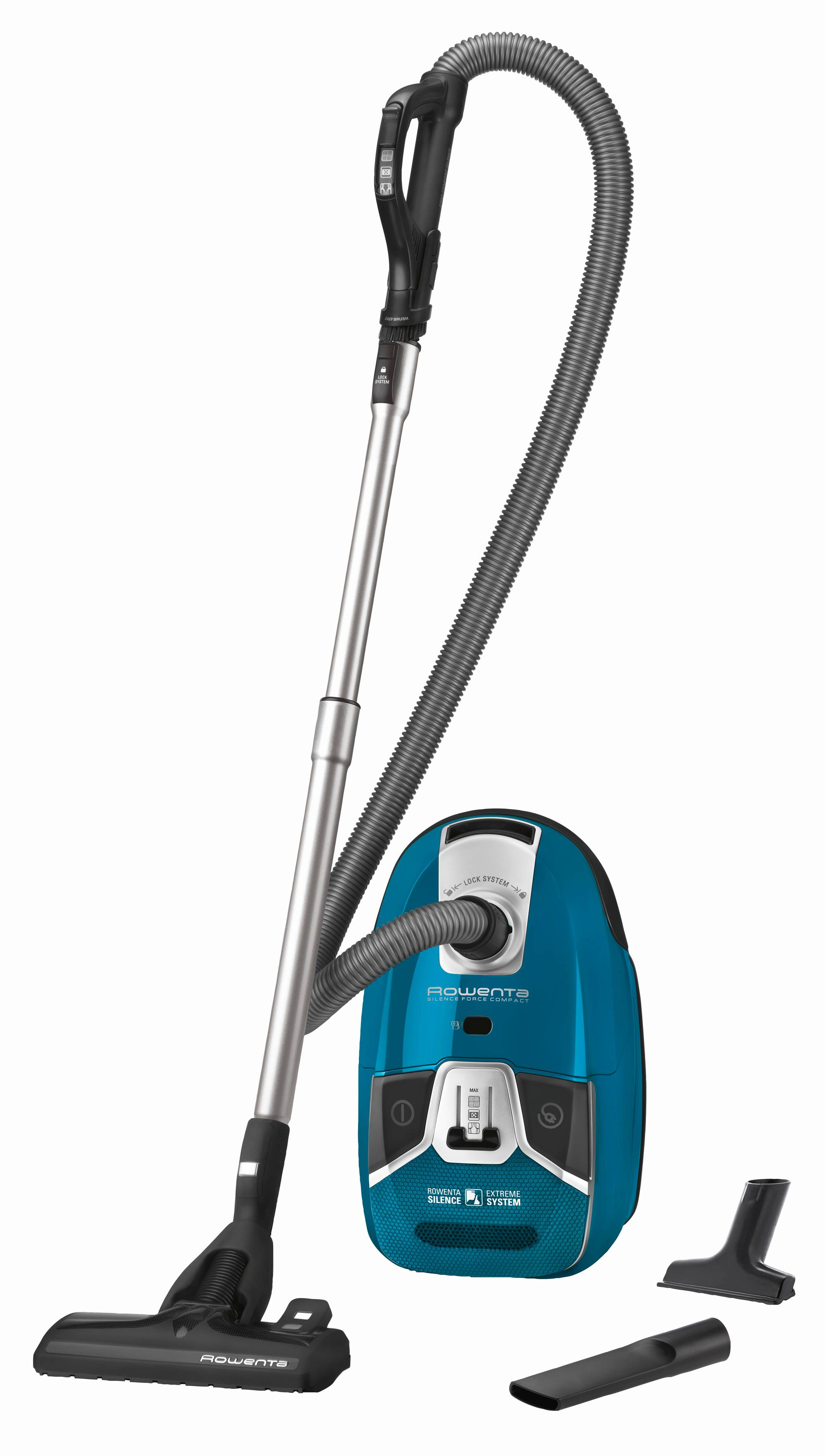 rowenta floor vacuum cleaner aspirador silent force compact new ebay