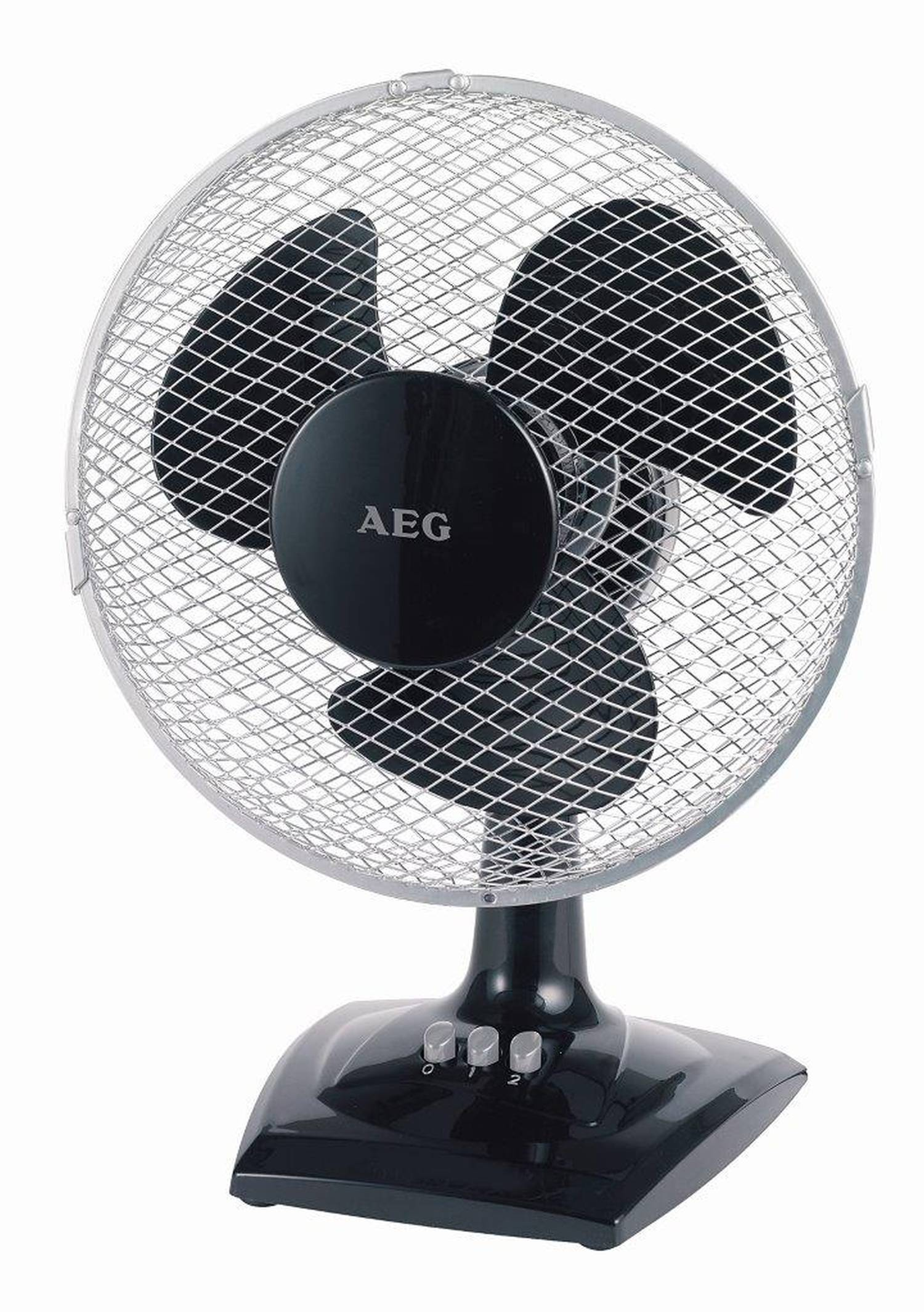 2 in 1 aeg stand ventilator tisch ventilator f r wandmontage 23 cm neu ebay. Black Bedroom Furniture Sets. Home Design Ideas