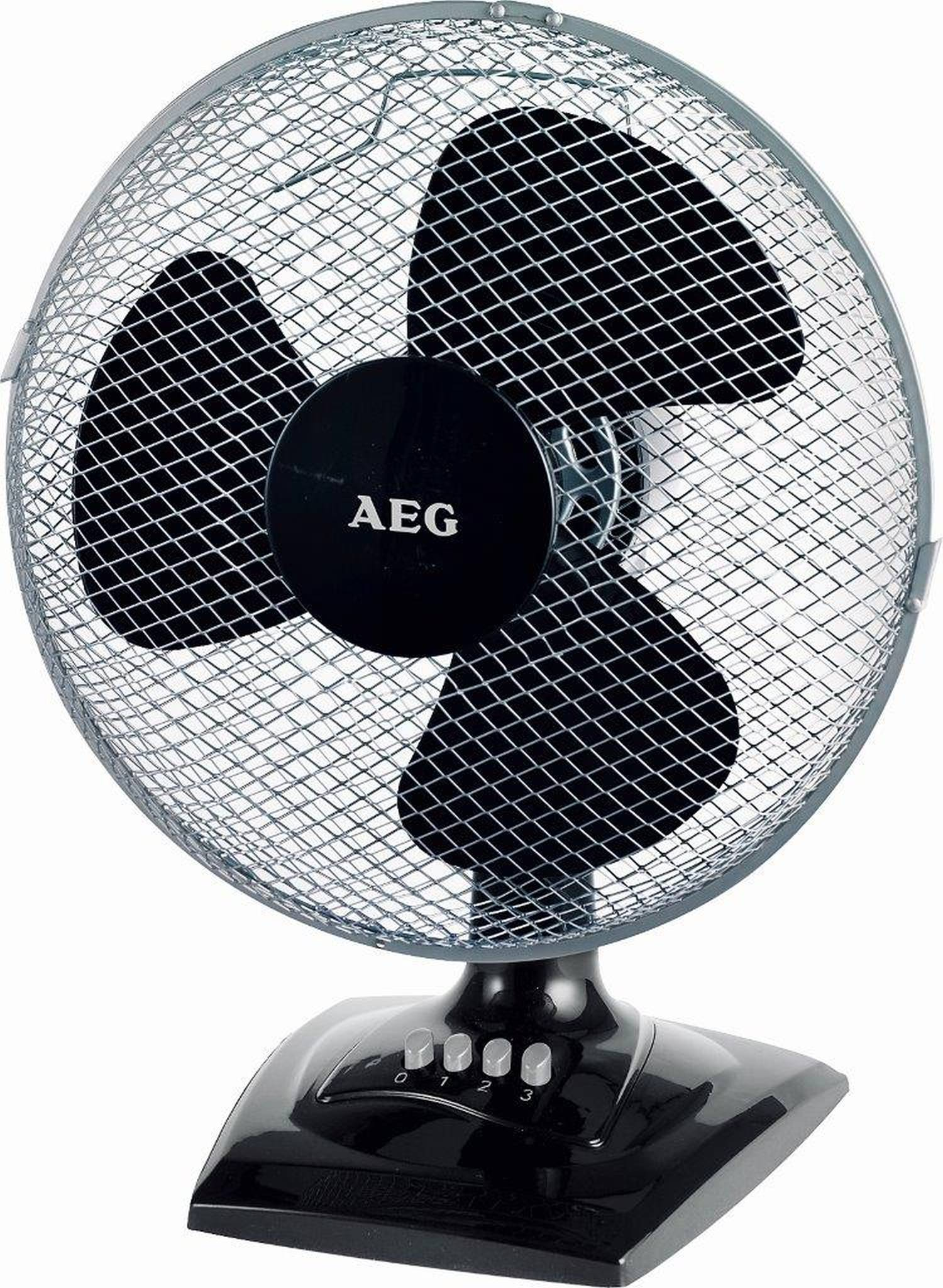 2 in 1 aeg stand ventilator tisch ventilator f r wandmontage 30 cm neu ebay. Black Bedroom Furniture Sets. Home Design Ideas