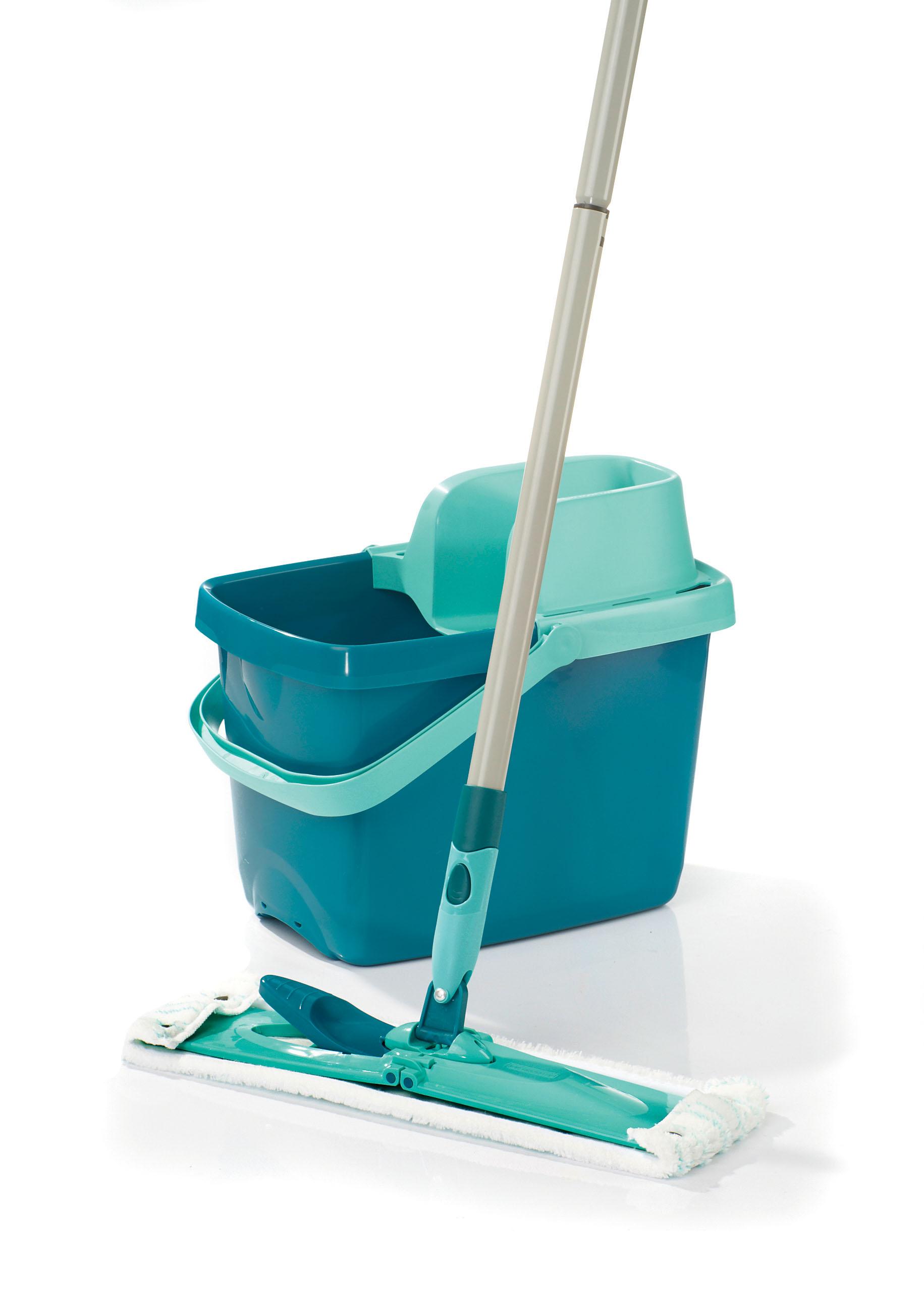 Leifheit Profi Combi Clean Reinigungs Set Xl Bodenwischer 12 L Wisch