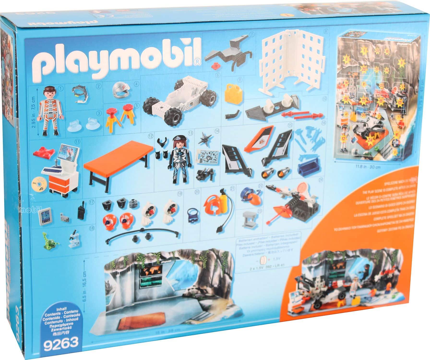 playmobil weihnachtskalender