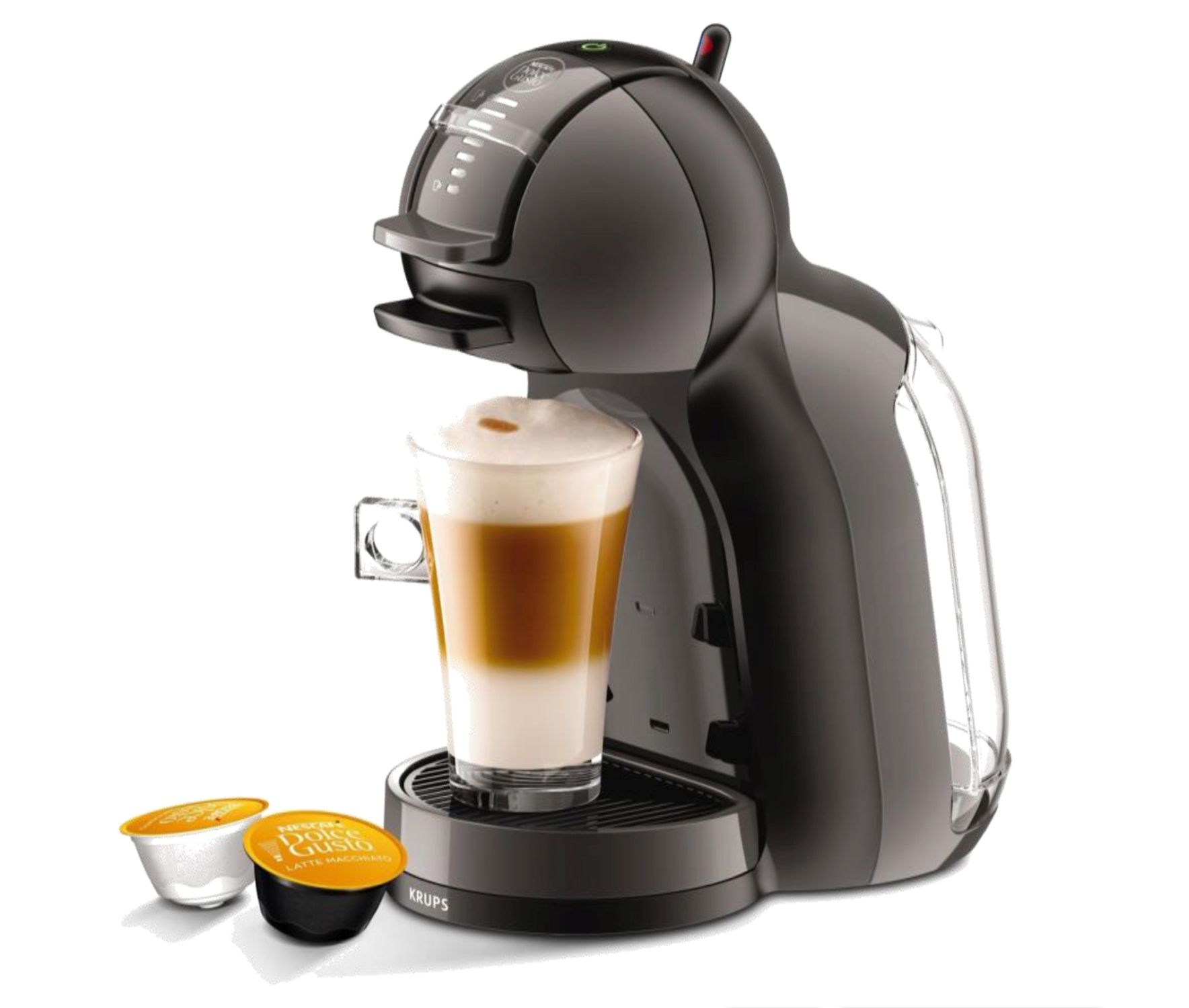 krups nescafe dolce gusto mini me kapsel kaffeemaschine. Black Bedroom Furniture Sets. Home Design Ideas