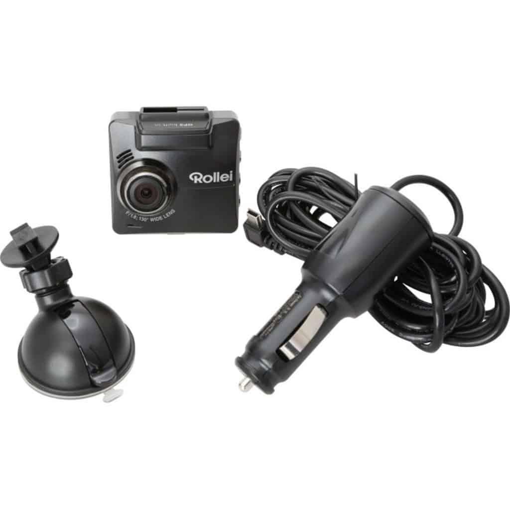 rollei cardvr 310 dash cam autokamera schwarz neu gastro. Black Bedroom Furniture Sets. Home Design Ideas
