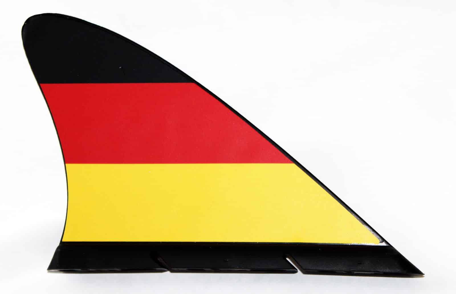 fanflosse hai fisch flosse fahne fanartikel deutschland. Black Bedroom Furniture Sets. Home Design Ideas