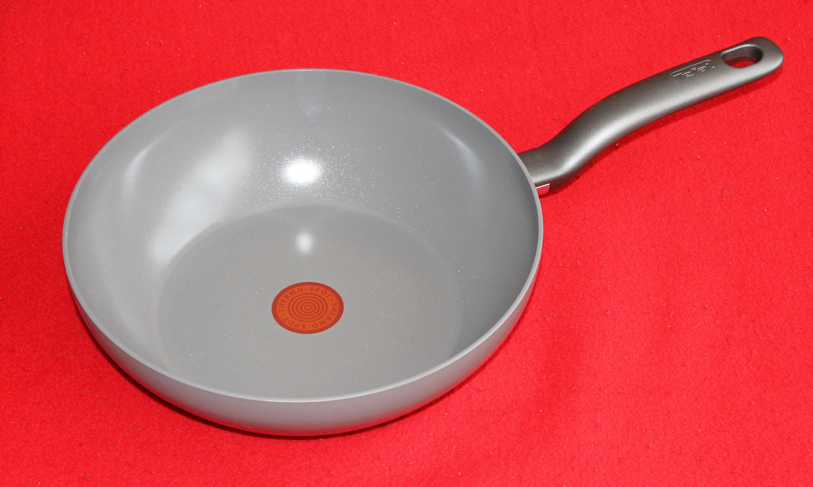 tefal gastro ceramic control induktion wok pfanne 28cm 8 5cm neu gastro. Black Bedroom Furniture Sets. Home Design Ideas