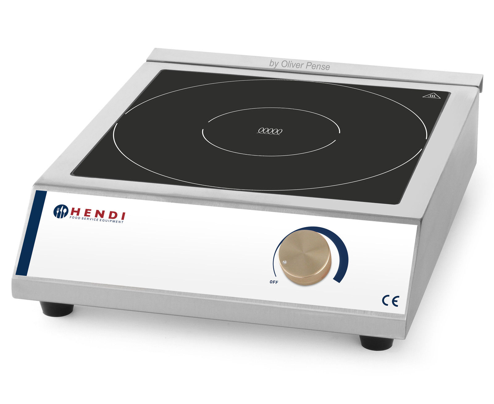 Hendi gastro induktion induktionsplatte koch platte kocher for Kochfeld induktion 2 platten