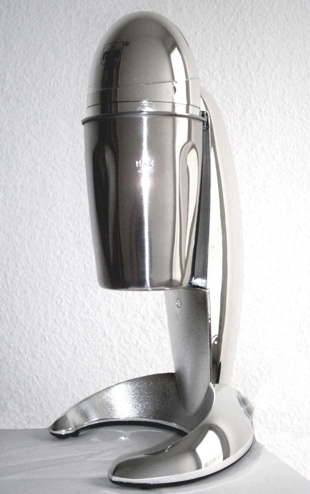 Milchshaker Getränke Drink-Mixer Eiweiß Barmixer Shaker 600ml NEU ...